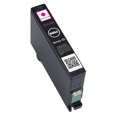 DELL CTRG INK VX25W SERIES33 MGTA inktcartridge - Magenta