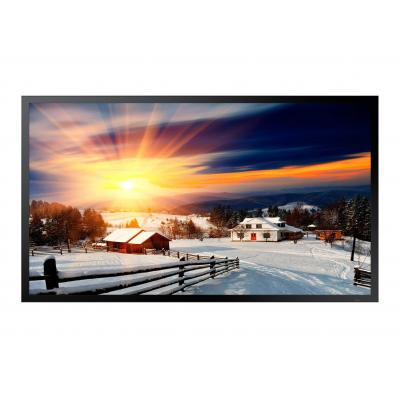 Samsung public display: Full HD Outdoor Display OHF 55 inch - Zwart