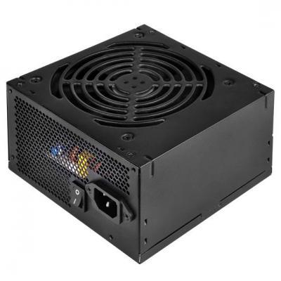 Silverstone power supply unit: ST40F-ES230 400 W - Zwart