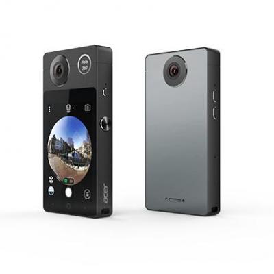 Acer smartphone: Holo360 - Zwart 16GB
