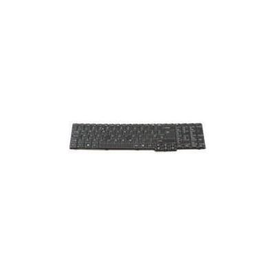 Acer toetsenbord: Keyboard, 106 keys, English, Black - Zwart, QWERTY