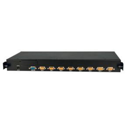 Lindy KVM switch: 39530 - Zwart