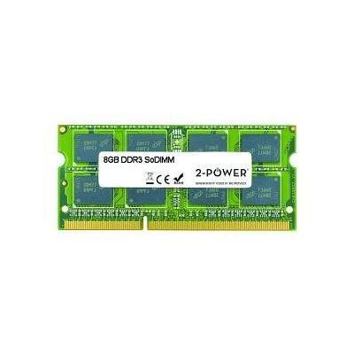 2-power RAM-geheugen: 8GB DDR3 SODIMM - Groen