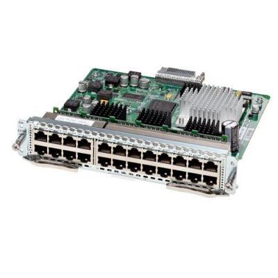 Cisco netwerk switch module: SM-X EtherSwitch L2/L3 SM 24GE POE+