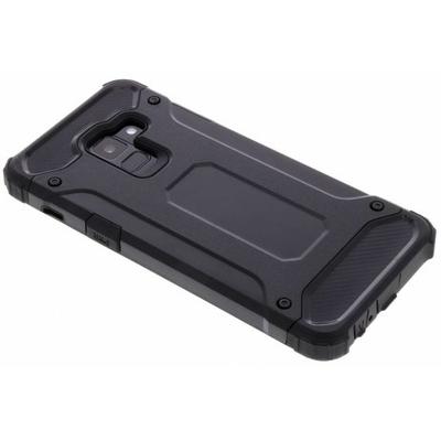 Selencia Xtreme Case voor de Samsung Galaxy A8 (2018) Mobile phone case - Zwart