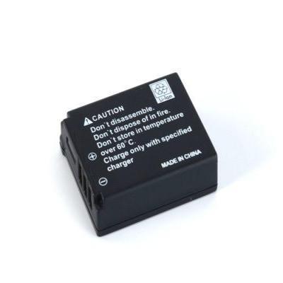 Ansmann Li-Ion battery packs A-PAN CGA S007 - Zwart