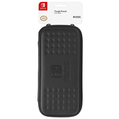 Hori spel accessoire: Tough Pouch for Nintendo Switch - Zwart