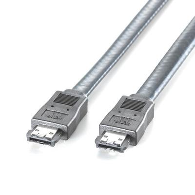 ROLINE externe S-ATA 3.0 Gbit/s kabel 1m ATA kabel - Grijs