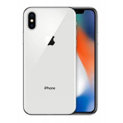 Apple smartphone: iPhone iPhone X - Zilver 64GB (Approved Selection Budget Refurbished)