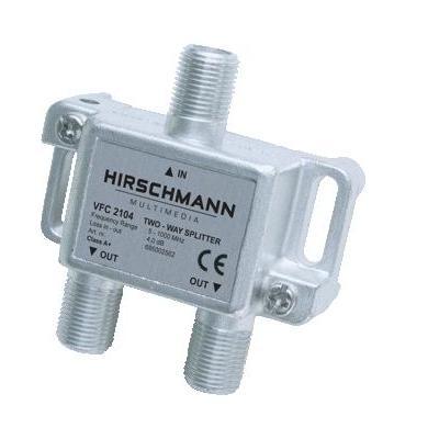 Hirschmann kabel adapter: RH-VFC2104 - Zilver