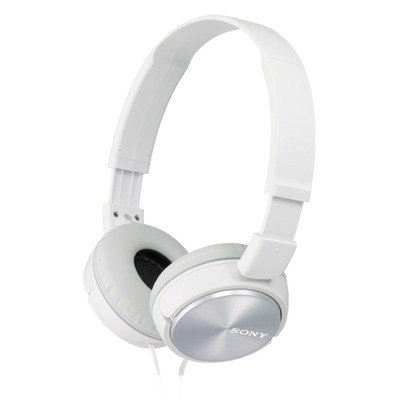Sony MDR ZX310 Headset - Wit