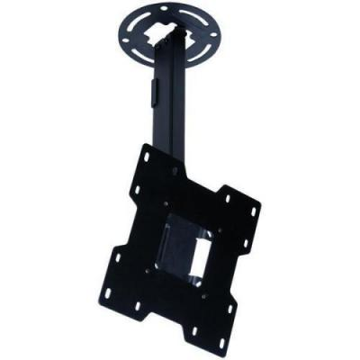 "Peerless flat panel plafond steun: PC932A, 38.1 cm (15 "") - 37"", up to 80lb - Zwart"