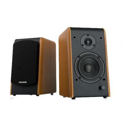 Microlab luidspreker set: B-77 - Hout