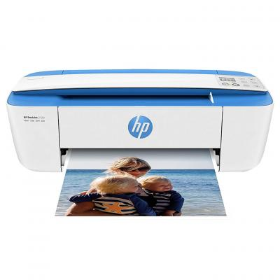 Hp multifunctional: DeskJet 3720 AiO - Zwart, Cyaan, Magenta, Geel (Demo model)