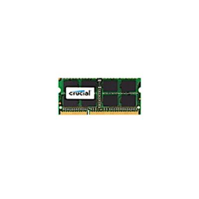 Crucial 4 GB DDR3L-1866 RAM-geheugen - Zwart,Groen