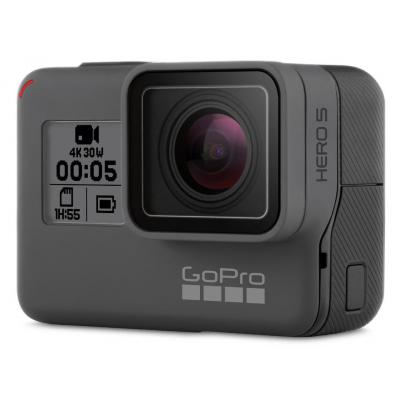 Gopro actiesport camera: HERO5 Black - Zwart