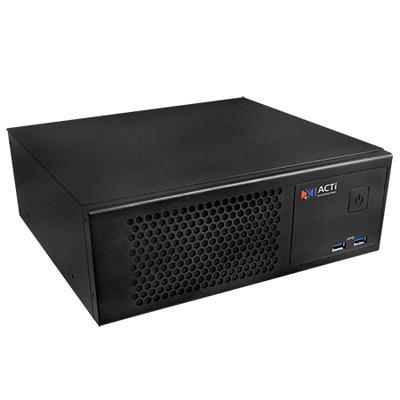 ACTi MMS-100 Pc - Zwart