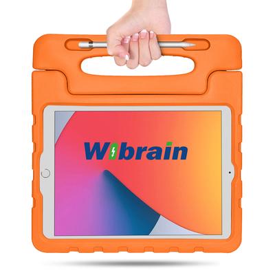 Wibrain iPad 10.2 Protector hoes, Oranje, 26 x 27 x 2,15 cm Beschermende verpakkingen