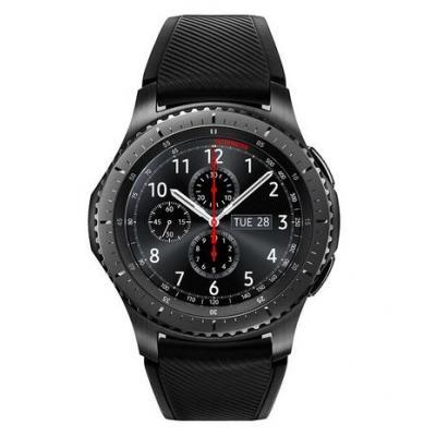 Samsung Gear S3 smartwatch - Zwart, Grijs