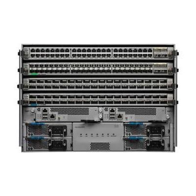 Cisco netwerkchassis: Nexus 9504