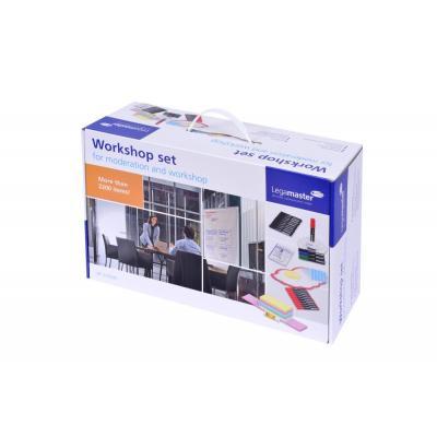 Legamaster Workshop set 2200-part Board accessorie - Verschillende kleuren