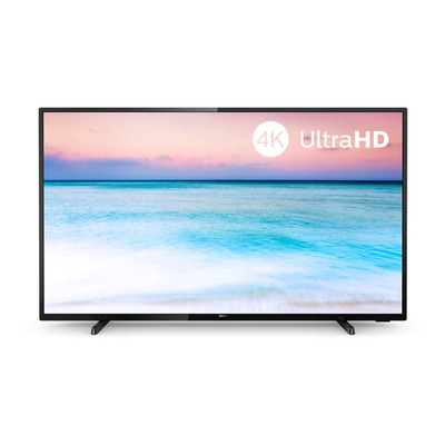 Philips 6500 series 65PUS6504/12 Led-tv - Zwart