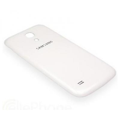 Samsung mobile phone spare part: Battery Cover, White