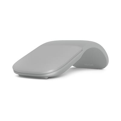 Microsoft computermuis: Surface Arc Mouse - Grijs