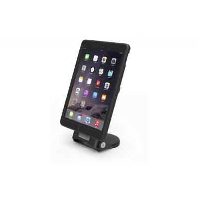 Maclocks Hand Grip and Dock iPad Security Stand + Sholder strap accessory - Zwart