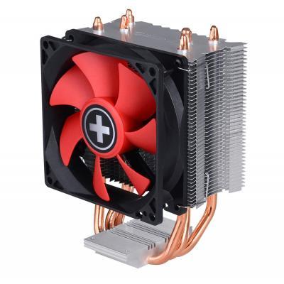 Xilence Hardware koeling: M403 - Zwart, Rood, Zilver
