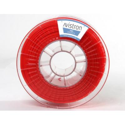 Avistron AV-ABS285-RE 3D printing material - Rood