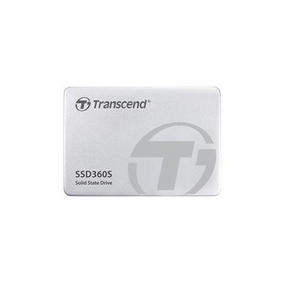 Transcend SSD360S SSD - Aluminium
