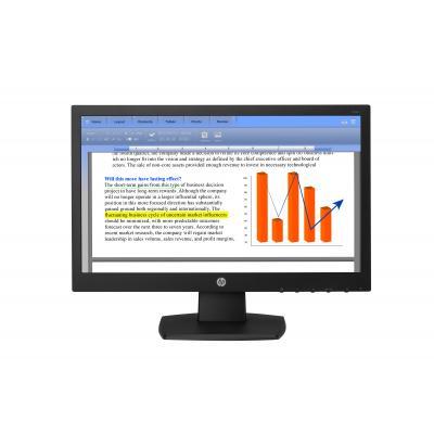 HP 5YR89AA#ABB monitoren