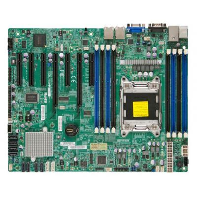Supermicro server/werkstation moederbord: X9SRL-F-O Retail