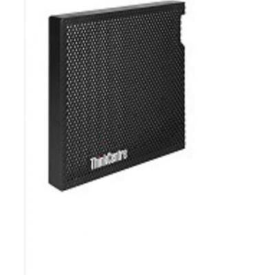 Lenovo Computerkast onderdeel: ThinkCentre 20L Tower Dust Shield - Zwart