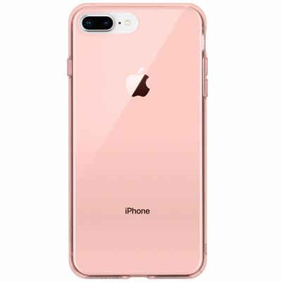 Ringke Air Backcover iPhone 8 Plus / 7 Plus - Rosé Goud / Rosé Gold Mobile phone case