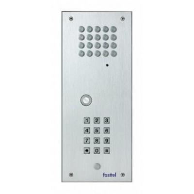 Fasttel deurbel: Wizard Classic DB9701KVCF - Grijs