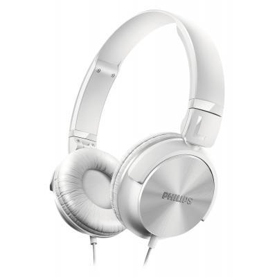 Philips koptelefoon: Hoofdtelefoon SHL3060WT/00 - Wit