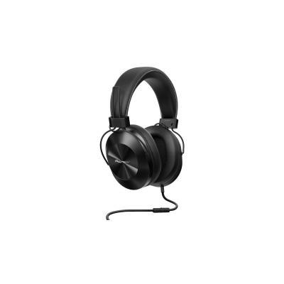 Pioneer headset: SE-MS5T ZWART/OVEREAR