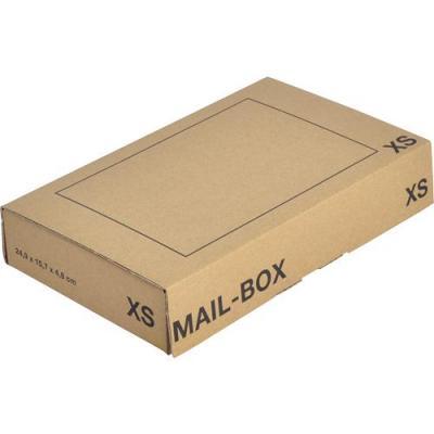 "Fellowes Bankers Box® Versandbox ""XS"", Braun, 7374301 inpakmateriaal - Bruin"