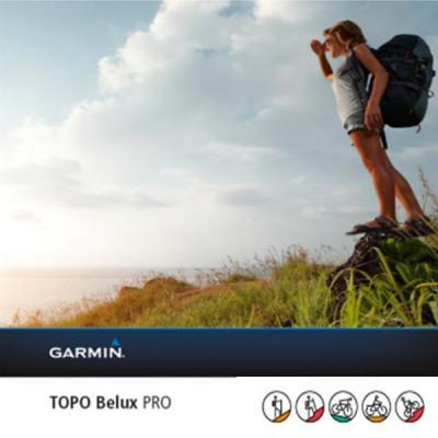 Garmin : TOPO mapa - BELUX Pro