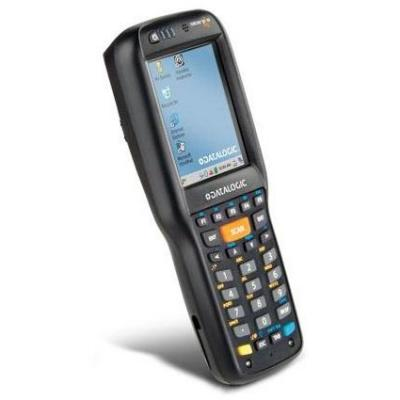 Datalogic PDA: Skorpio X3 - Zwart, Alphanumeric