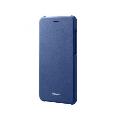 Huawei mobile phone case: Folio case for P8 Lite, Blue - Blauw