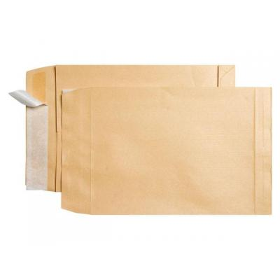 Staples envelopen: Envelop 250x350x30 120g strip br/ds 250