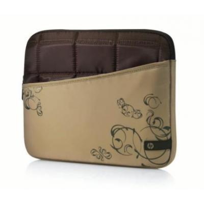 Hp tablet case: A1W94AA - Bruin, Zand