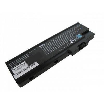 Acer batterij: BT.00803.018 - Zwart