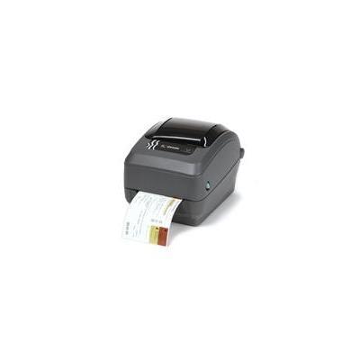 Zebra labelprinter: GX430t - Grijs