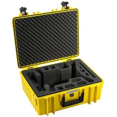 B&w : PP/Foam, 419.1x510.5x215.9mm, 3.99kg, Yellow - Geel