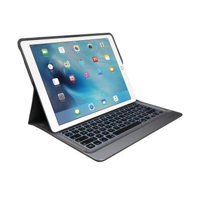 Logitech mobile device keyboard: Create - Zwart, Grijs, QWERTY
