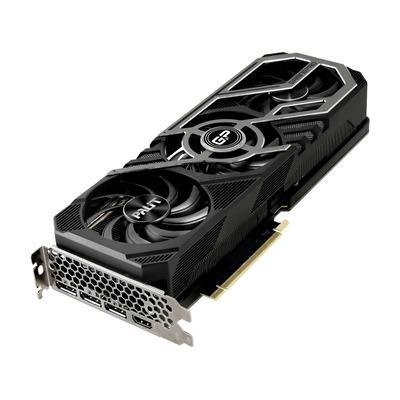 Palit NVIDIA GeForce RTX 3070, 1500MHz, 8GB GDDR6, 256 bit, PCI Express x16 4.0, 1 x HDMI (2.1), 3 x DP (1.4a), .....